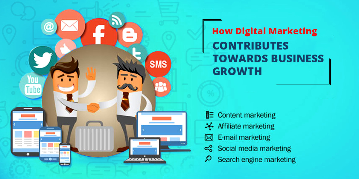 Digital Marketing Contribute
