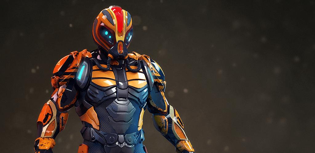 Robo-X 0.25 Suit