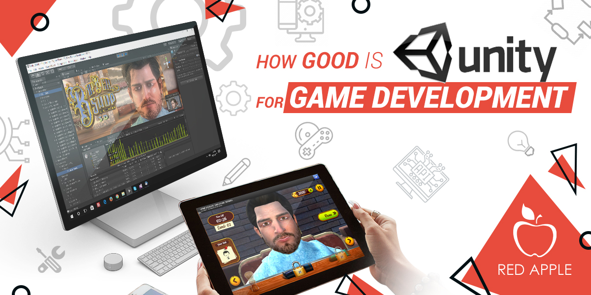 How Good is Unity for Game Development