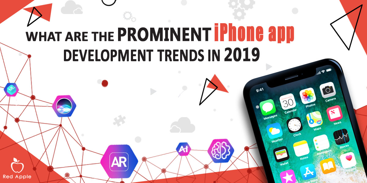 What Are the Prominent iPhone App Development Trends in