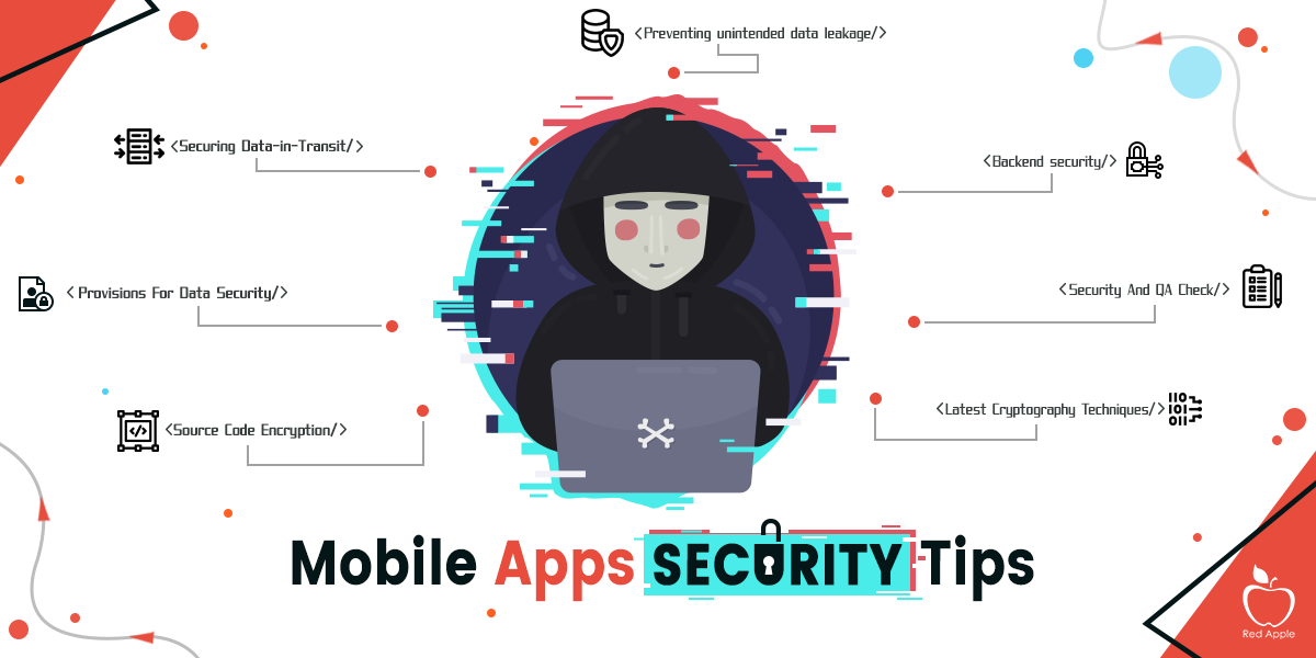 How To Ensure Security for Your Mobile Apps